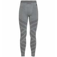 NATURAL + KINSHIP WARM-basislaagbroek voor heren, grey melange, large