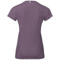 BL Top Crew neck s/s OMNIUS Light, vintage violet, large