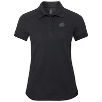 Polo s/s IRINA, black, large