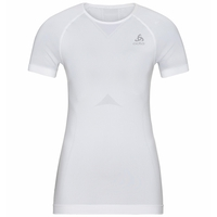 EVOLUTION LIGHT Baselayer Shirt Damen 2er-Pack, white, large