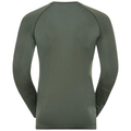 Herren PERFORMANCE WARM Funktionsunterwäsche Langarm-Shirt, climbing ivy - agave green, large