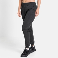 Pantaloni ALMA NATURAL da donna, dark grey melange, large
