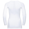 Women's PERFORMANCE EVOLUTION WARM Long-Sleeve Base Layer Top, white, large
