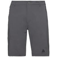 CONVERSION-short voor heren, odlo graphite grey, large