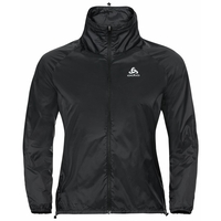 Women's ZEROWEIGHT Running Jacket, black, large