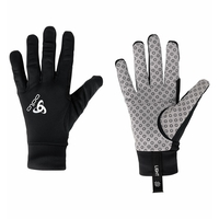 Unisex AEOLUS LIGHT Handschuhe, black, large