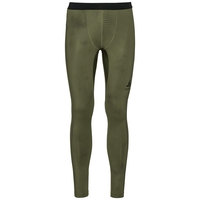BL Bottom VIGOR lange Hose, winter moss AOP, large