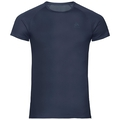 Men's ACTIVE F-DRY LIGHT Base Layer T-Shirt, diving navy, large