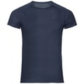 Herren ACTIVE F-DRY LIGHT Funktionsunterwäsche T-Shirt, diving navy, large