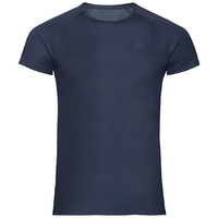Sous-vêtement technique T-shirt manches courtes ACTIVE F-DRY LIGHT pour homme, diving navy, large