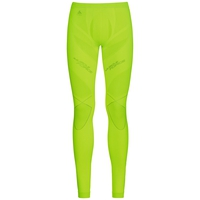 Muscle Force EVOLUTION WARM underbukse, safety yellow - platinum grey, large