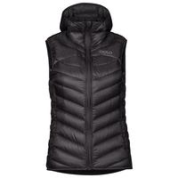 Women's AIR COCOON Vest, black, large