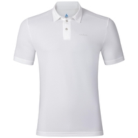 PETER polo shirt, white, large