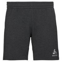 Men's MILLENIUM ELEMENT Running Shorts, black melange, large