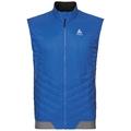 Vest COCOON S Zip IN, energy blue, large