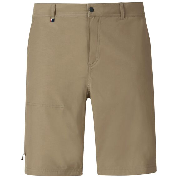 CHEAKAMUS Shorts men, lead gray, large