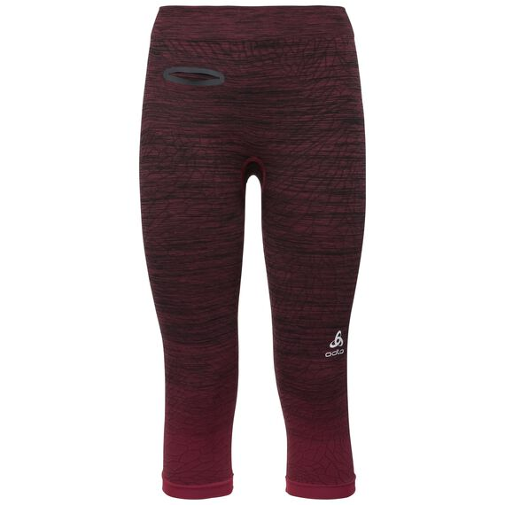 BL Bottom 3/4 MaIa, rumba red - black, large