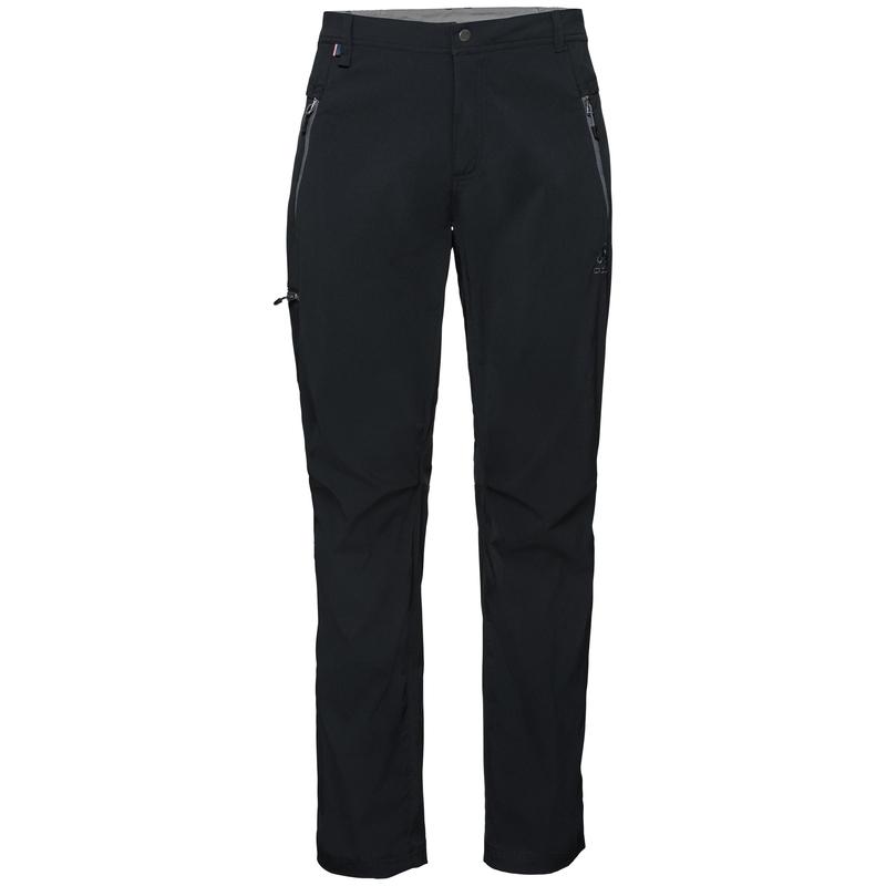 Broek korte pijp WEDGEMOUNT, black, large