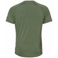 Herren CONCORD T-Shirt, matte green - odlo graphic SS21, large