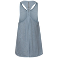 BL TOP Tank MILLENNIUM LINENCOOL, faded denim melange, large