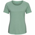 Damen MILLENNIUM ELEMENT T-Shirt, creme de menthe melange, large