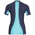 Ceramicool pro baselayer shirt women, peacoat - blue radiance, large