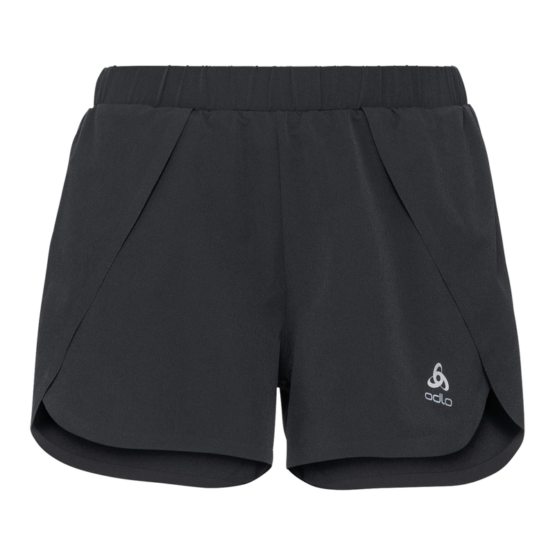Women's MAHA WOVEN X Shorts, black, large