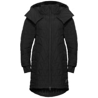 Damen ZAHA Jacke, black, large