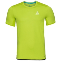BL Top Crew neck s/s OMNIUS Light, acid lime, large