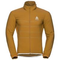 Herren ZEROWEIGHT S-THERMIC Radjacke, golden brown, large