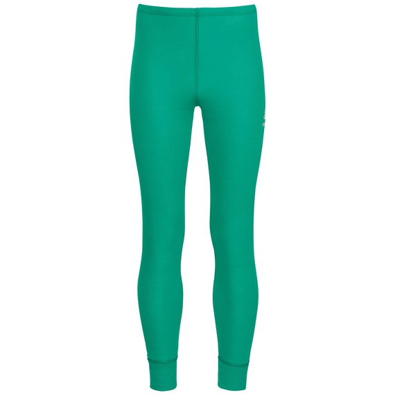 ACTIVE WARM KIDS-basislaagbroek, mint leaf, large
