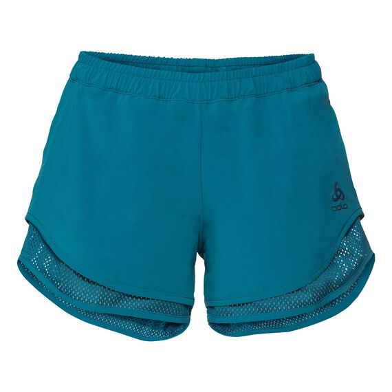 Shorts MAIA, crystal teal, large
