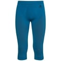 Pants 3/4 EVOLUTION WARM, mykonos blue - orangeade, large
