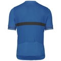 Men's ZEROWEIGHT CERAMICOOL Short-Sleeve Cycling Jersey, nebulas blue, large