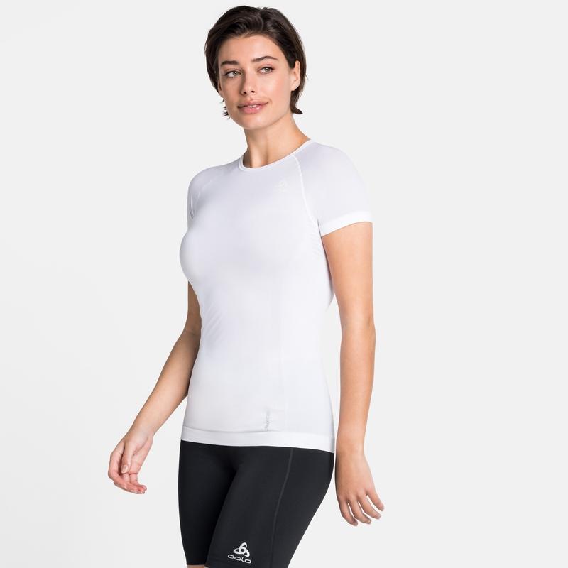 Damen PERFORMANCE X-LIGHT Base Layer T-Shirt, white, large