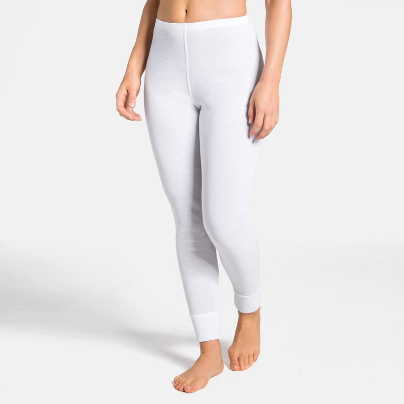Damen ACTIVE WARM Funktionsunterwäsche Hose, white, large