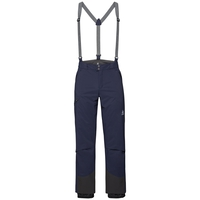 Men's NORDIC FAN Pants, diving navy, large