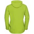 Men's AEGIS 2.5L WATERPROOF Hardshell Jacket, macaw green, large
