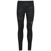 BL Bottom long VIGOR, black AOP, large