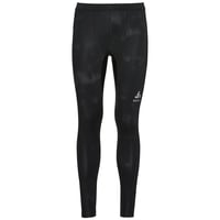 BL Bottom VIGOR lange Hose, black AOP, large