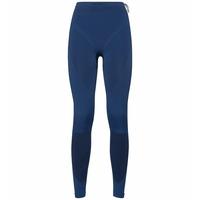 Sous-vêtement technique Collant long EVOLUTION WARM pour femme, estate blue - black, large