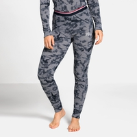 Sous-vêtement technique Collant long ACTIVE WARM ORIGINALS pour femme, grey melange - AOP FW19, large