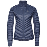 Jacket insulated NEON COCOON, blue indigo, large