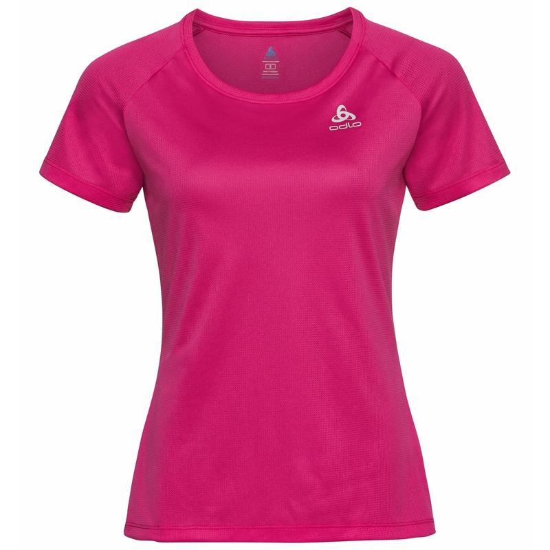 Women's ELEMENT Light T-Shirt, beetroot purple, large