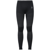 Naadloze onderkleding Broek PERFORMANCE ESSENTIALS WARM, black - odlo graphite grey, large