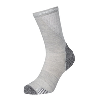 CERAMIWARM Socks, odlo silver grey, large