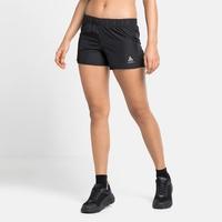 Damen ELEMENT Shorts, black, large