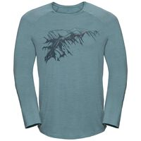 BL TOP CONCORD, arctic - mountain print SS19, large