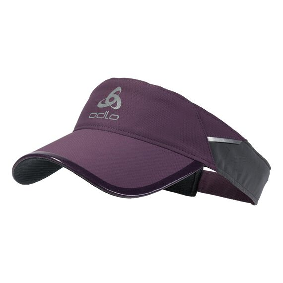 Visor cap FAST & Light, vintage violet, large