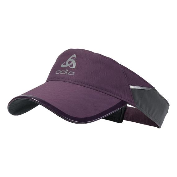 Visor cap FAST & Light, vintage violet, large